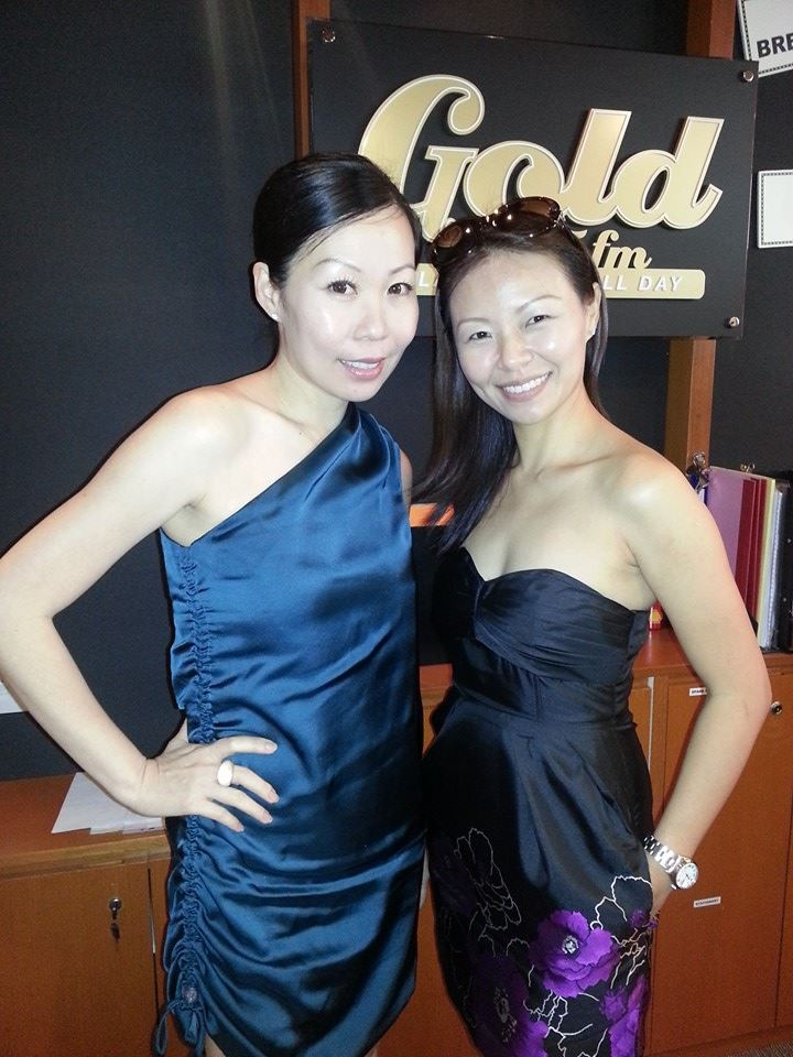 Ice Tan and Lynette Tan